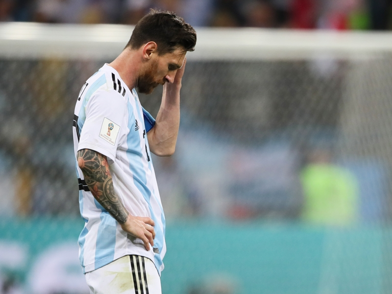 How do you stop Messi? Croatia boss Dalic reveals tactics to contain Argentina star
