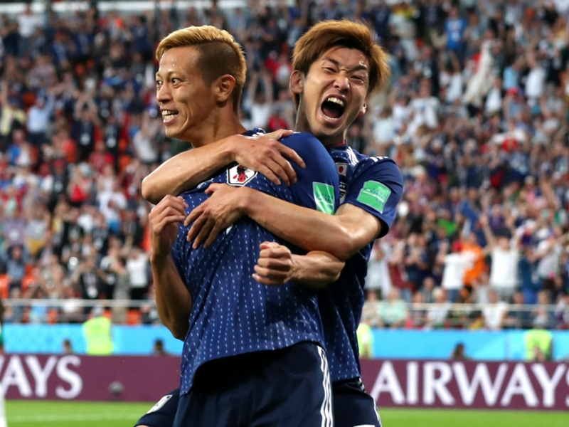 Japan's Honda & Hasebe announce retirement