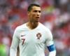 Portugal striker Cristiano Ronaldo