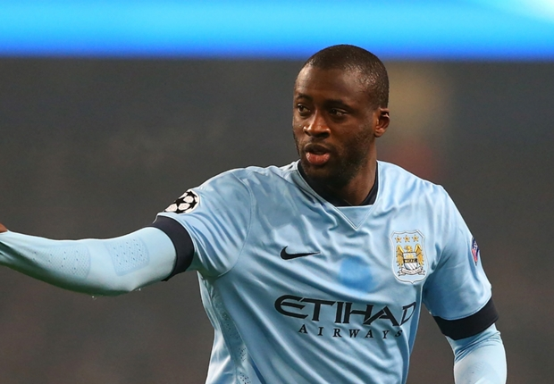 Paris Saint-Germain Pantau Situasi Yaya Toure