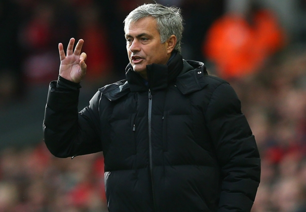 Mourinho: My Chelsea are a thing of beauty