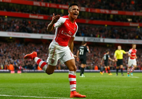 Goalscorer Preview: Arsenal-Man United