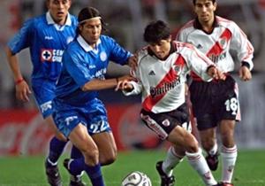 Cruz Azul vs River Plate Cuartos de Final de la Copa Libertadores 2001