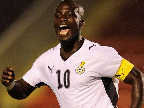 Stephen Appiah - Ghana (Getty Images)