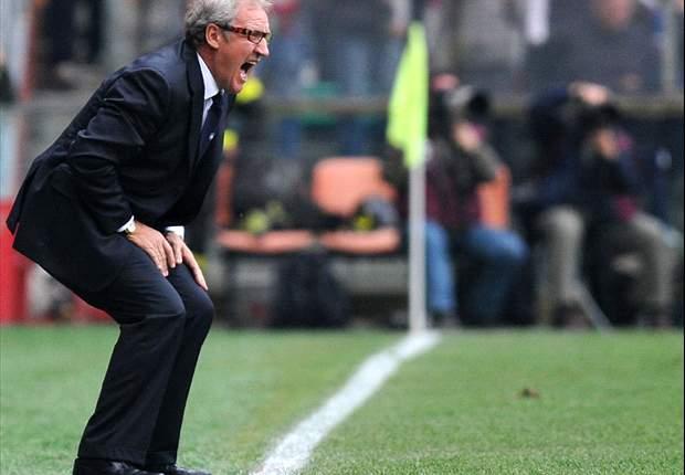 Sampdoria Coach Luigi Del Neri: We Will Find The Right Spirit