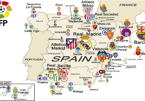Spanish Inquisition: The Impossible Separation Of Sport And State In La Liga