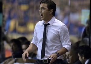 El entrenador Millonario prometió que en el Monumental su equipo va a jugar a otra cosa.
