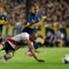 Boca y River empataron 0-0 en la ida de las semifinales de la Copa Sudamericana.