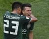 Germany weren't expected to encounter any trouble in the group stages, but Mexico star Hirving 'Chucky' Lozano's fine strike downed Die Mannschaft and send his country wild.
