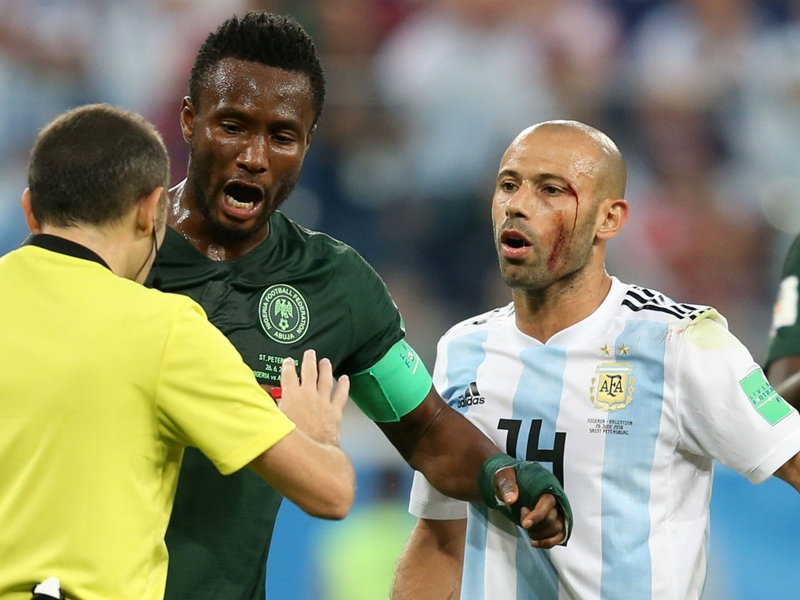 France win makes Nigeria's Argentina defeat look worse