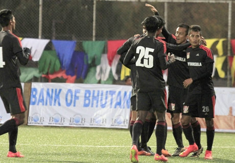 Pune beat Ugyen Academy