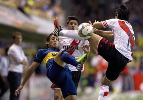 SA: Boca Juniors 0 x 0 River Plate