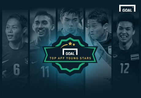 Gallery: Top AFF Young Stars
