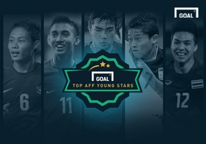 Goal's Southeast Asian network compiled a list of the 11 best youngsters in the region who were born on or after January 1, 1992 that look set to light up the stage at the upcoming 2014 AFF Suzuki Cup