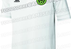 Se filtró el que sería el uniforme alternativo para la Copa América 2015.