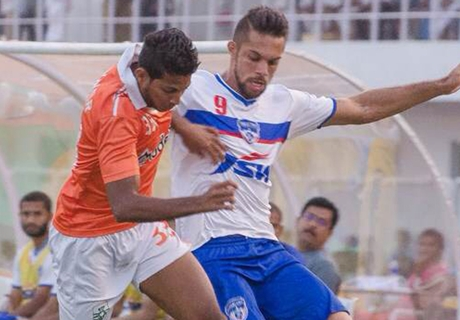 Robin targets 10 goals for BFC