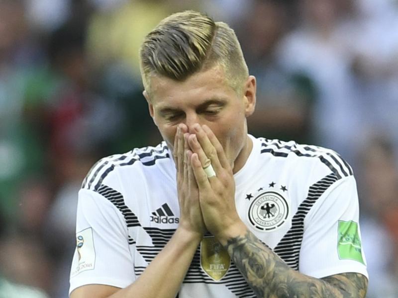 Le Real Madrid ne lâche pas Toni Kroos, courtisé par Manchester United
