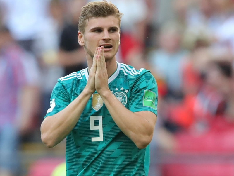 Asian Cup 2019: What is Timo Werner's advice for Jeje