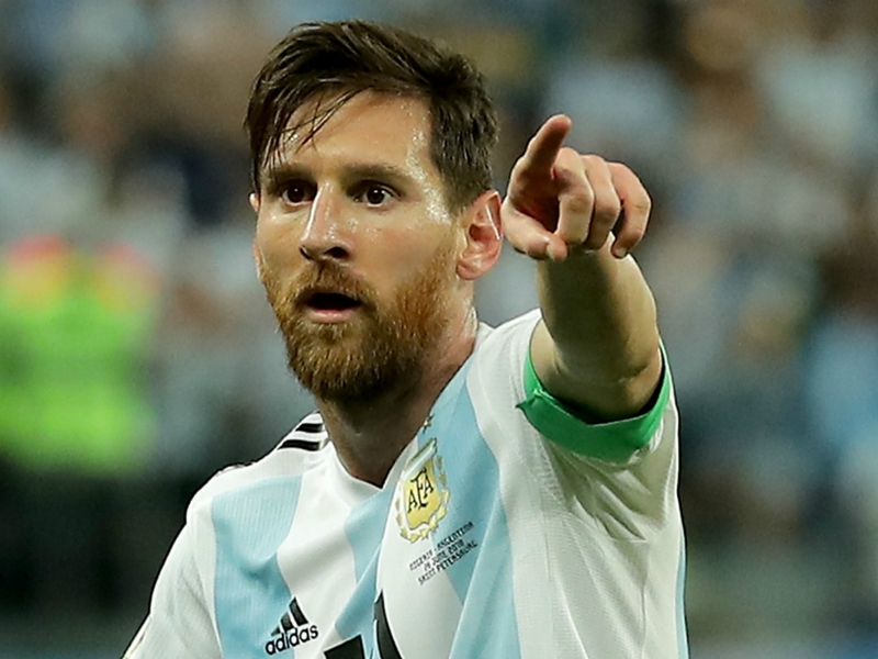Messi set to make Argentina comeback in March