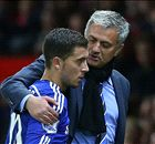 Hazard: Mourinho's improved me
