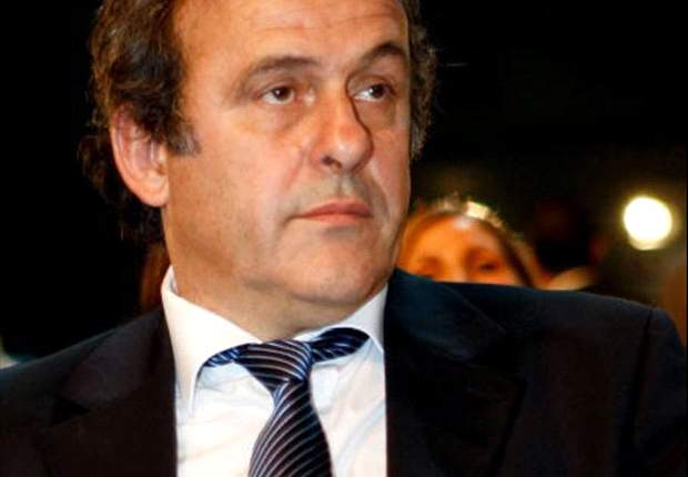 Michel Platini to remain Uefa president until 2015