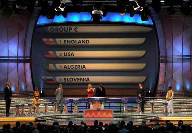 PREDIKSI Grup C Piala Dunia 2010: Inggris, Amerika Serikat, Aljazair, Slovenia