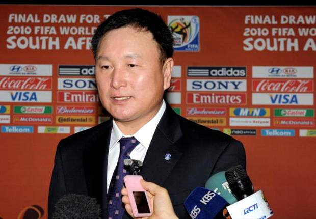 World Cup 2010: South Korea Coach Huh Jung-Moo Relishing Argentina Match