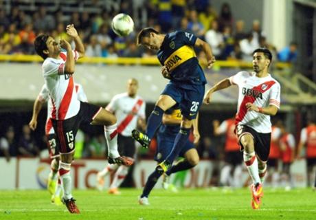 Copa Sudamericana, Boca et River dos à dos