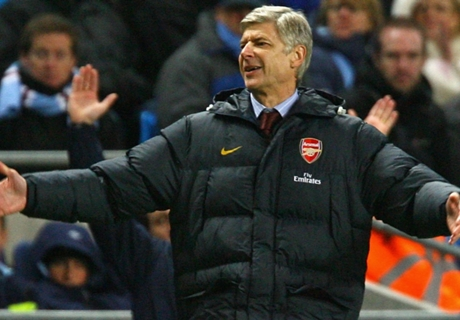 Wenger claims '80% domination'