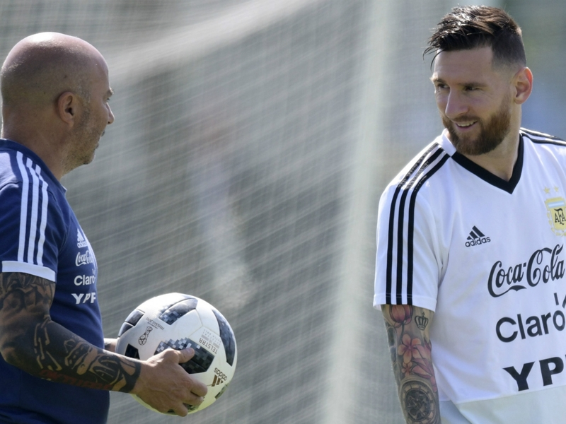 'Messi suffered more than anyone' - Sampaoli breaks silence on Argentina World Cup disaster