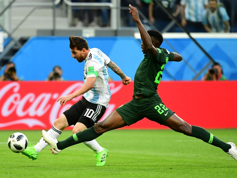 Five things that cost Nigeria the World Cup