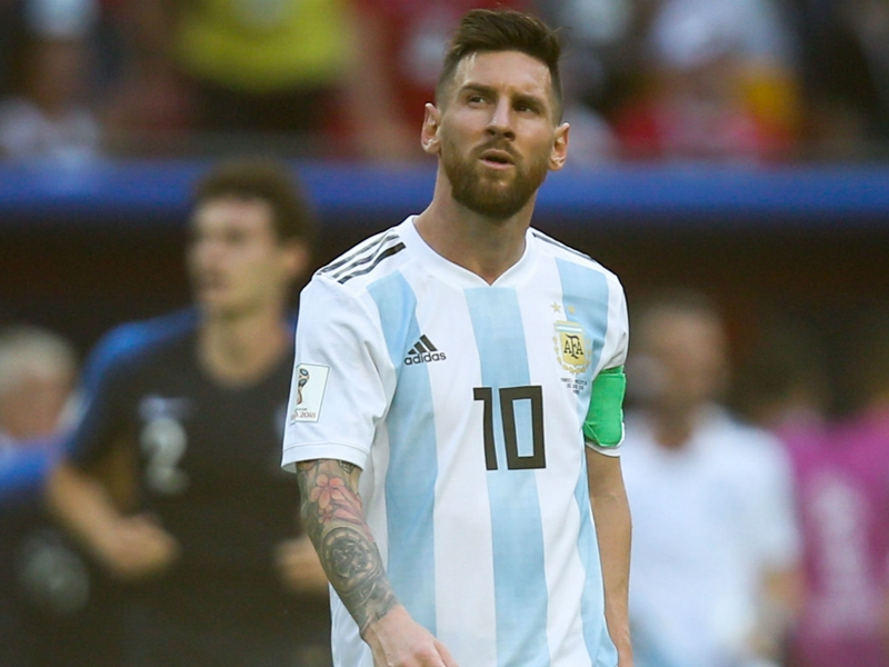 'Argentina need to be more than Messi' - Veron concerned by over-reliance on Barcelona superstar