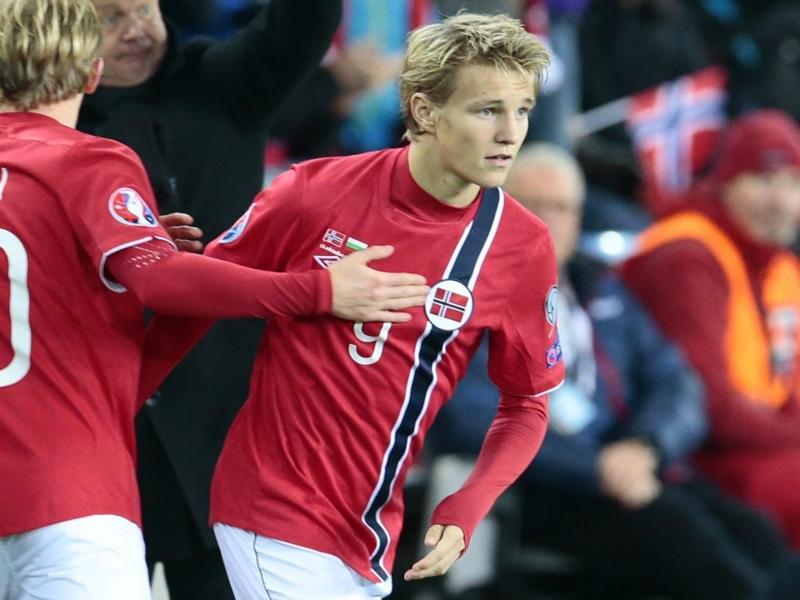 Ultime Notizie: Il Real Madrid punta Ödegaard: il 15enne norvegese, però, firmerà solo per giocare in Liga