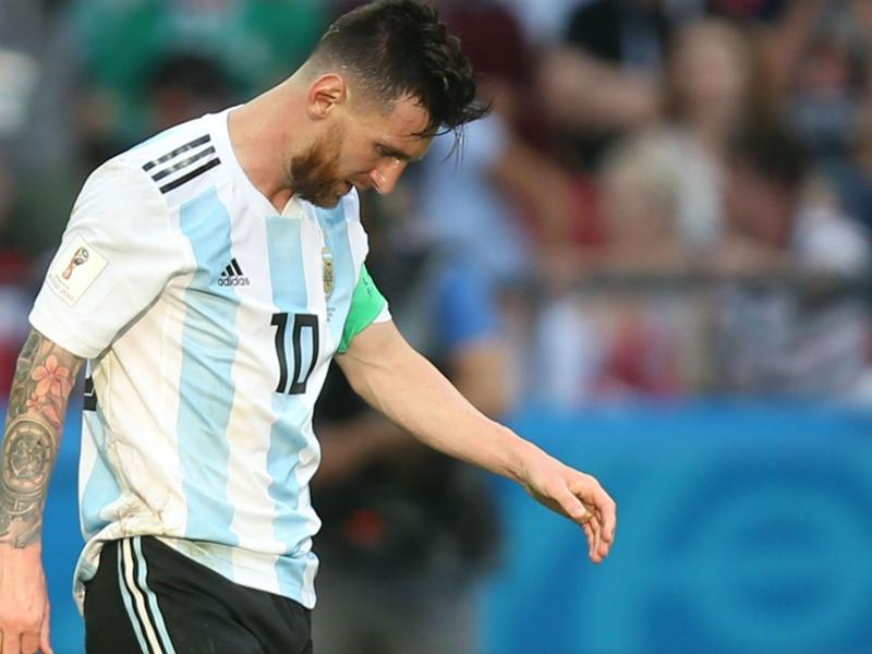 """Argentine, Diego Maradona comprend l'absence de Lionel Messi : """"Il a besoin d'une pause, de respirer"""""""