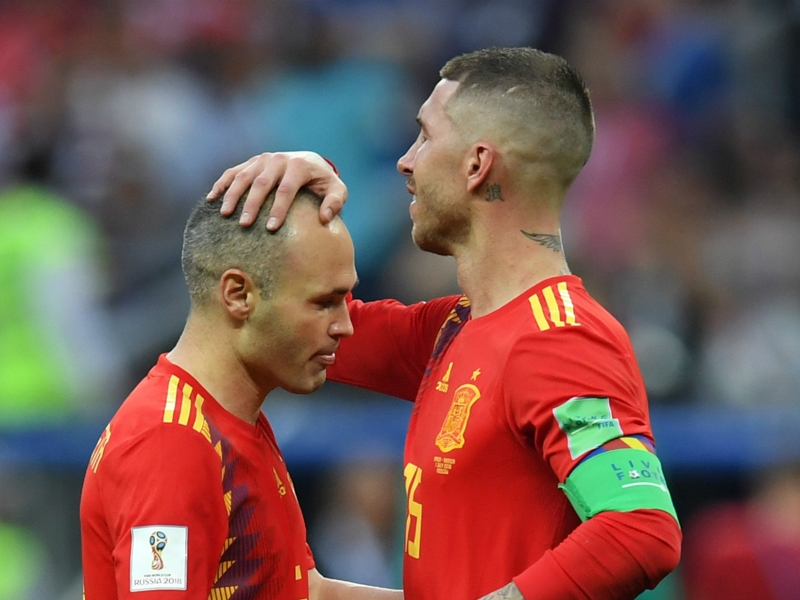 A new coach in & Iniesta out - how Spain must rebuild after World Cup shambles