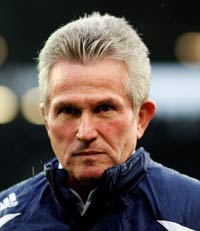 Jupp Heynckes, Germany International