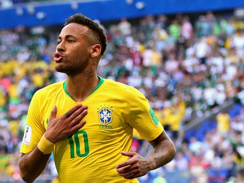Neymar named permanent Brazil captain