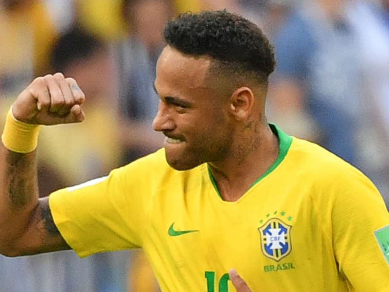 Neymar mocks Mexico after win: They talked too much and they're going home