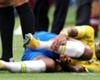 ネイマールは怒り心頭(C)Getty Images