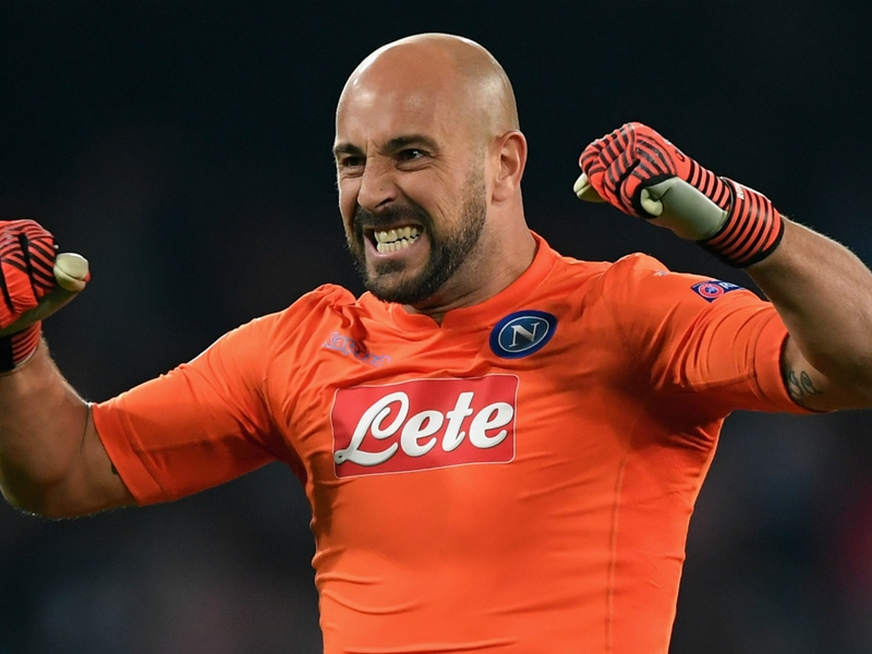 AC Milan complete Pepe Reina signing as Donnarumma future continues in doubt