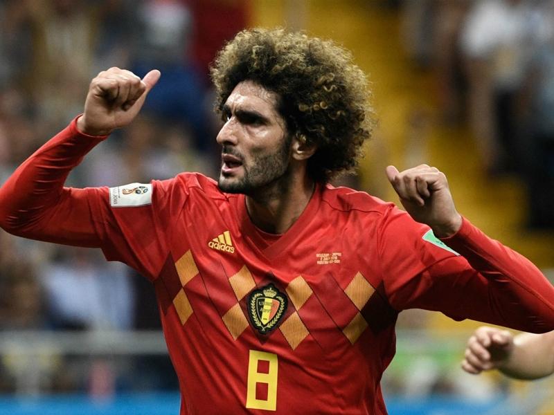 'The time is right' - Fellaini announces international retirement from Belgium