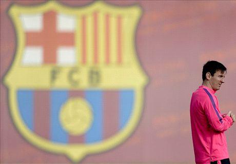 Guardiola: Quiero que Messi acabe en el Barça