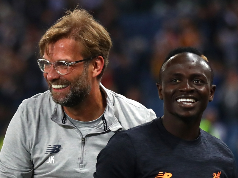 Liverpool's Jurgen Klopp reveals biggest Sadio Mane mistake