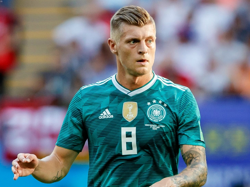 Kroos quitting Germany duty would 'hurt' World Cup winner Matthaus