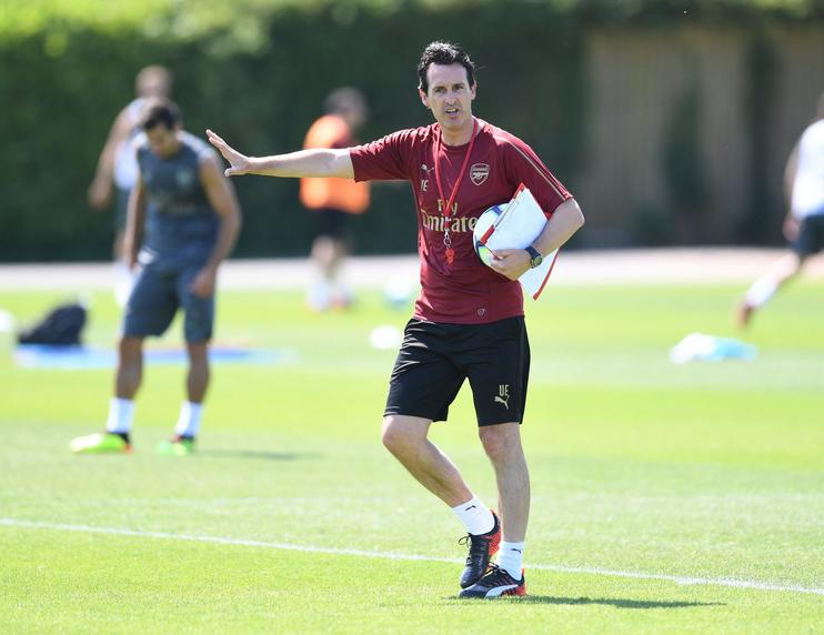 """Robert Pires : """"Unai Emery est la meilleure recrue de l'été pour Arsenal"""""""