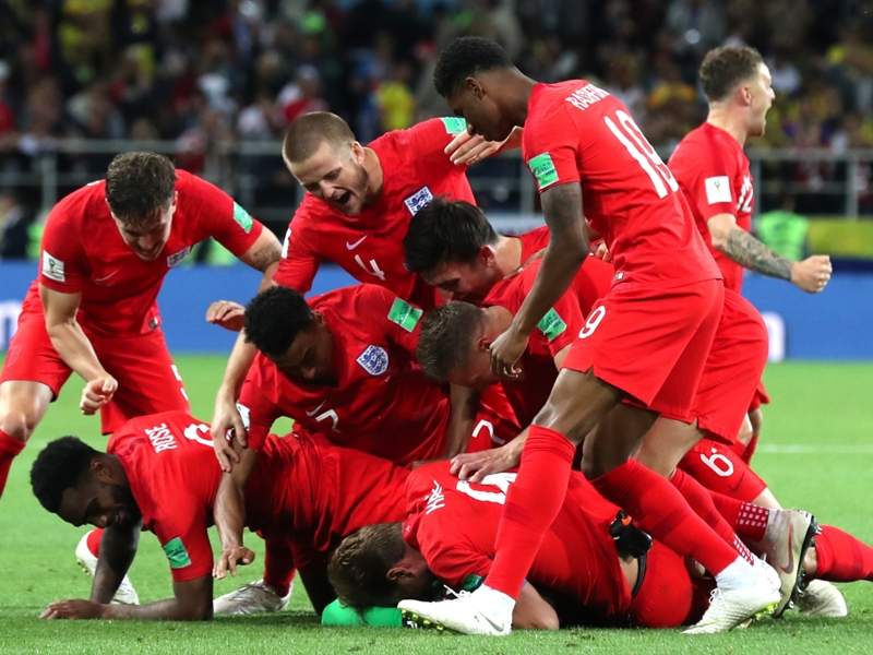 England were 'lucky' against Colombia, says Croatia legend Suker