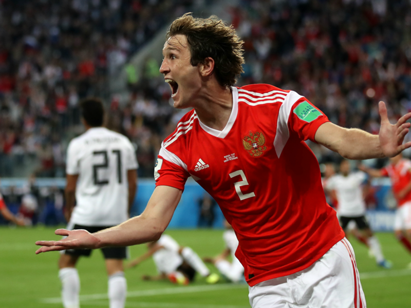 Who is Mario Fernandes? Russia's Brazilian World Cup star who overcame depression and snubbed Real Madrid