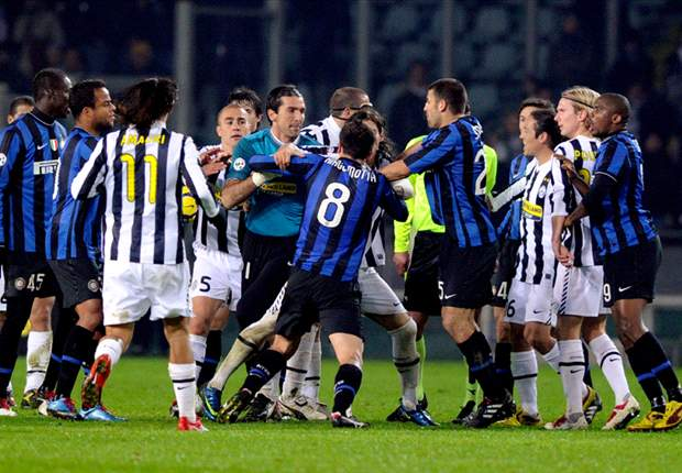 'They're a disease carried from infancy' - the war of words that has poisoned the Juventus-Inter rivalry
