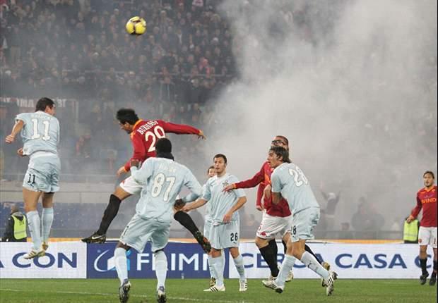 HEAD TO HEAD: Lazio vs AS Roma