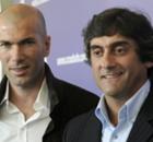 Zidane niet meer 'illegaal' bezig